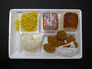 Student Lunch Tray: 01_20110216_01B5984