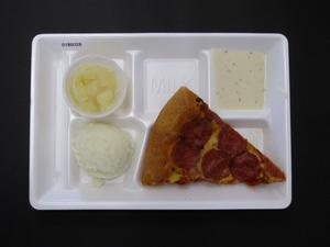 Student Lunch Tray: 01_20110216_01B6028