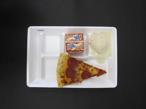 Primary view of object titled 'Student Lunch Tray: 01_20110217_01B6097'.