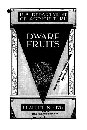 Primary view of object titled 'Dwarf Fruits.'.