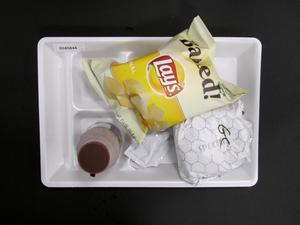 Primary view of object titled 'Student Lunch Tray: 02_20110329_02A5844'.