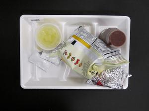 Primary view of object titled 'Student Lunch Tray: 02_20110329_02A5855'.