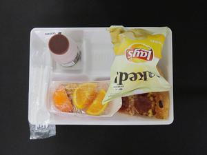 Primary view of object titled 'Student Lunch Tray: 02_20110329_02A5875'.