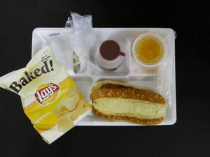 Primary view of object titled 'Student Lunch Tray: 02_20110329_02A5878'.