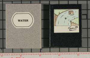 Primary view of object titled 'Water: from Proceedings of the Company of Amateur Brewers, 1932'.