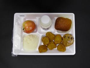 Student Lunch Tray: 02_20110329_02B5835
