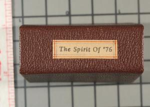 Primary view of object titled 'The spirit of '76'.
