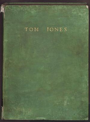 Tom Jones; comedie lyrique en trois actes
