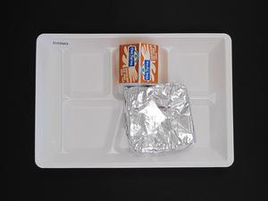 Primary view of object titled 'Student Lunch Tray: 01_20110413_01C5943'.