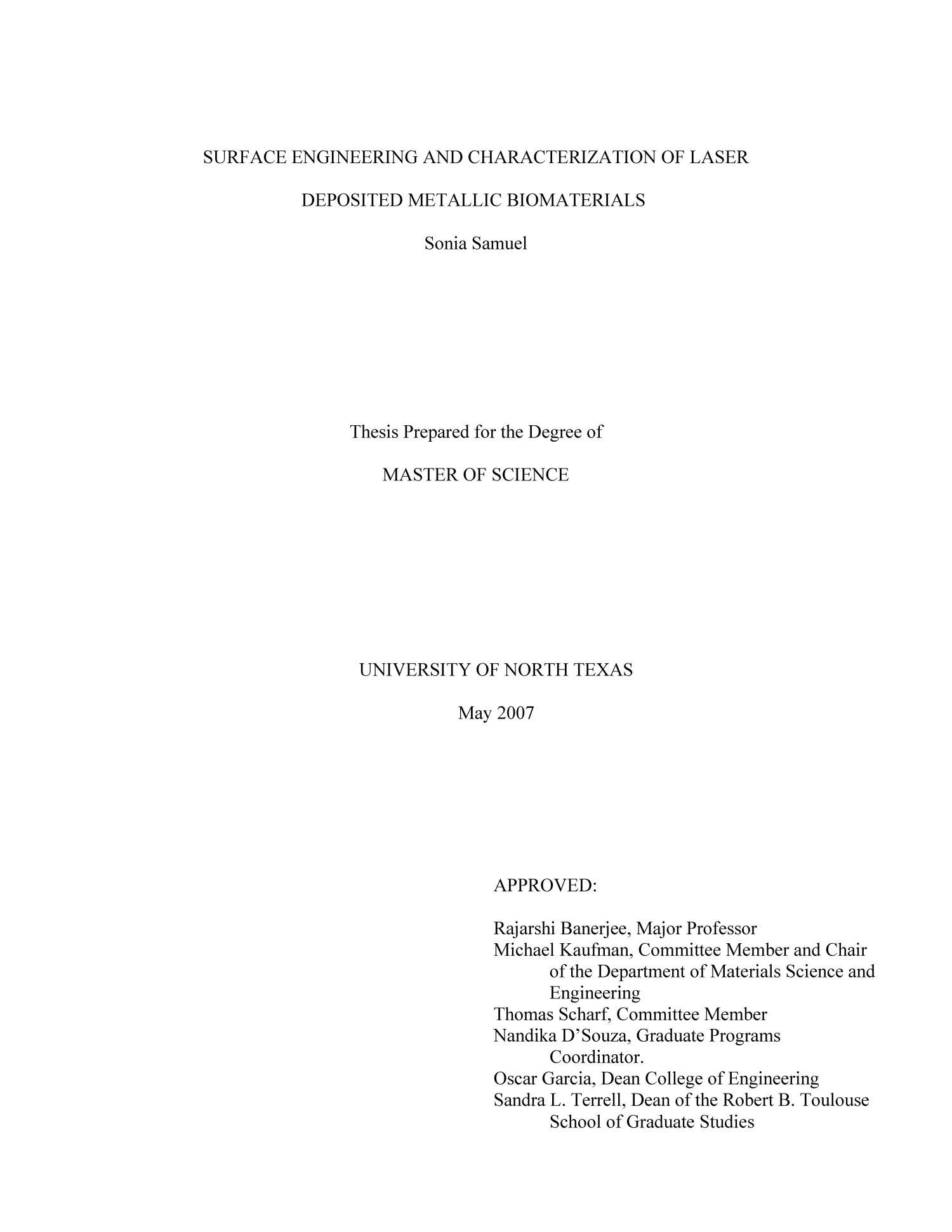 Dissertation sandra scharf