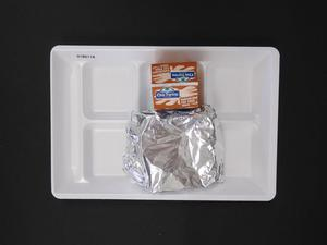 Primary view of object titled 'Student Lunch Tray: 01_20110415_01B6118'.