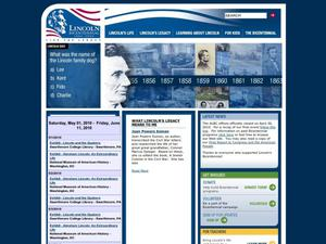Lincoln Bicentennial 1809-2009: Live the Legacy