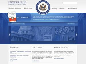 Financial Crisis Inquiry Commission