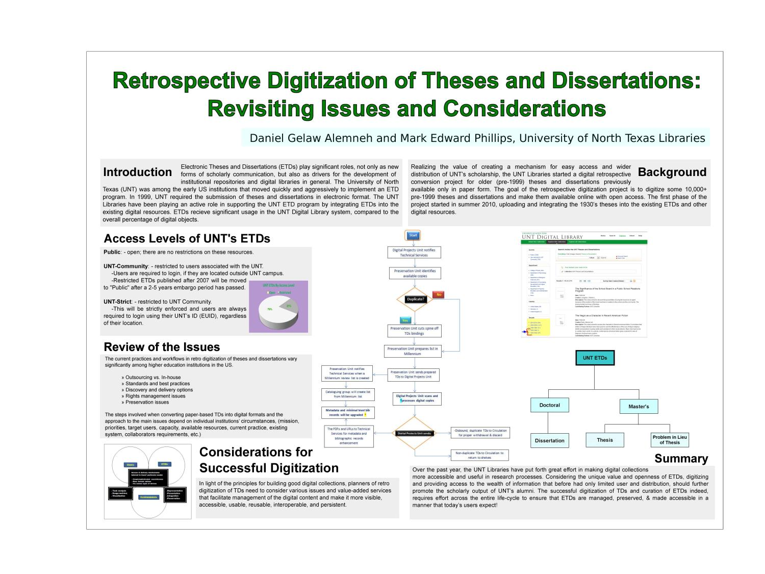 project management approach to theses and dissertations A project-management approach to the dissertation many graduate students struggle to make steady progress on their dissertations not because they are unsure of their research or they lack writing skills but because they lack a well-articulated plan to manage the document's production over a long period of time.