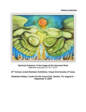 Spiritual Anatomy: In the Image of the Universal Mind