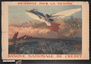 Souscrivez pour la victoire : Banque Nationale de Crédit.
