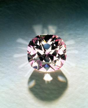 Primary view of object titled 'The Agra Diamond'.