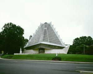 Primary view of object titled 'Beth Shalom Synagogue, Elkins Park, Pennsylvania, United States'.