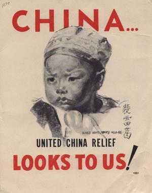 China-- looks to us!