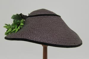 Primary view of object titled 'Picture Hat'.
