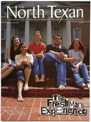 The North Texan, Volume 52, Number 3, Fall 2002