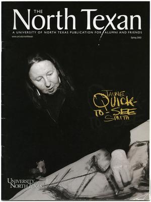 Primary view of object titled 'The North Texan, Volume 52, Number 1, Spring 2002'.