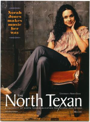 Primary view of object titled 'The North Texan, Volume 53, Number 2, Summer 2003'.