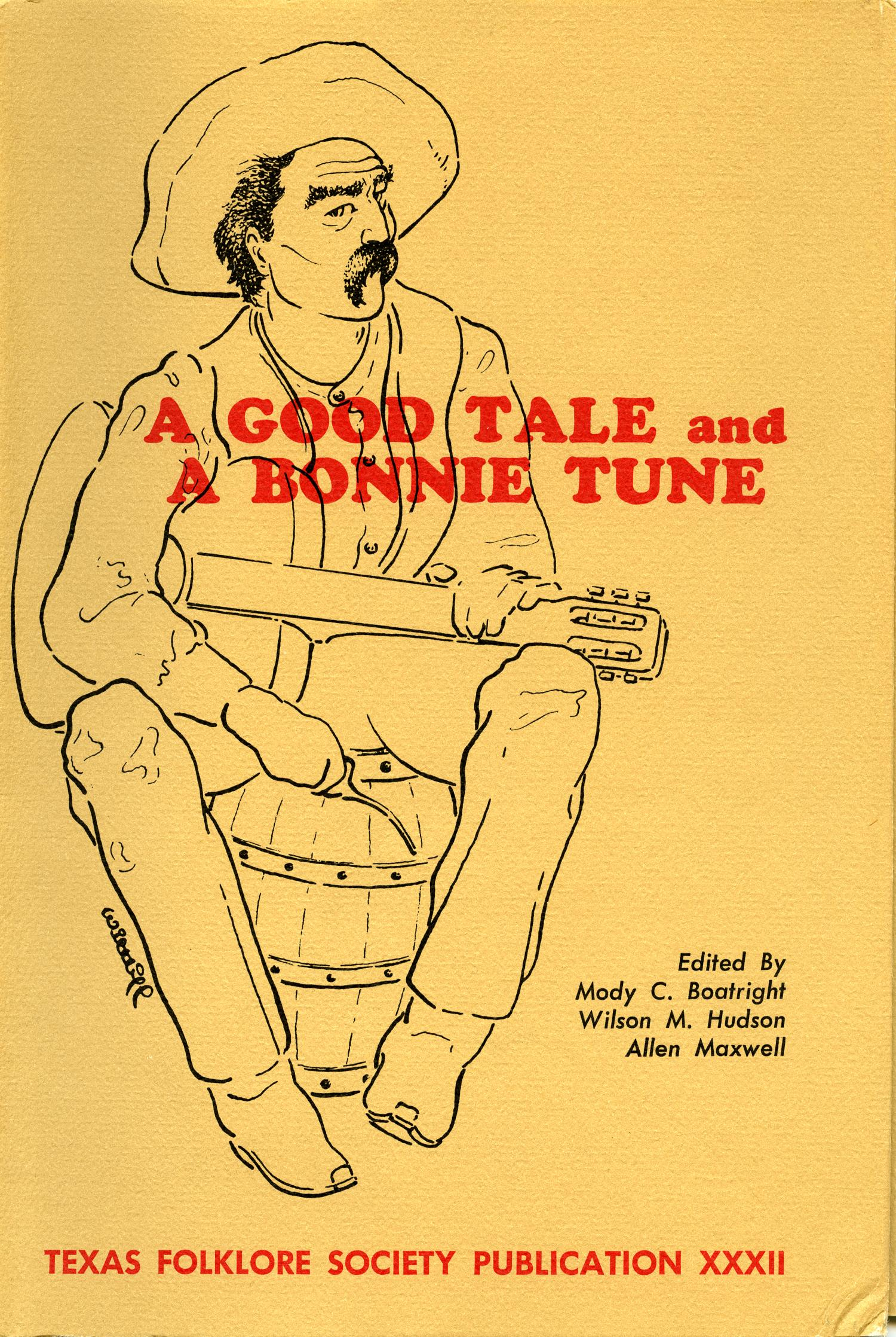 A Good Tale and a Bonnie Tune                                                                                                      Front Cover