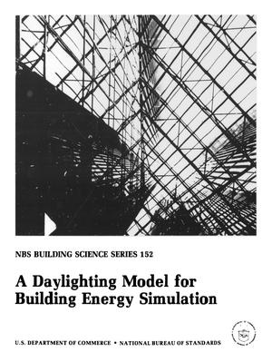 A Daylighting Model for Building Energy Simulation