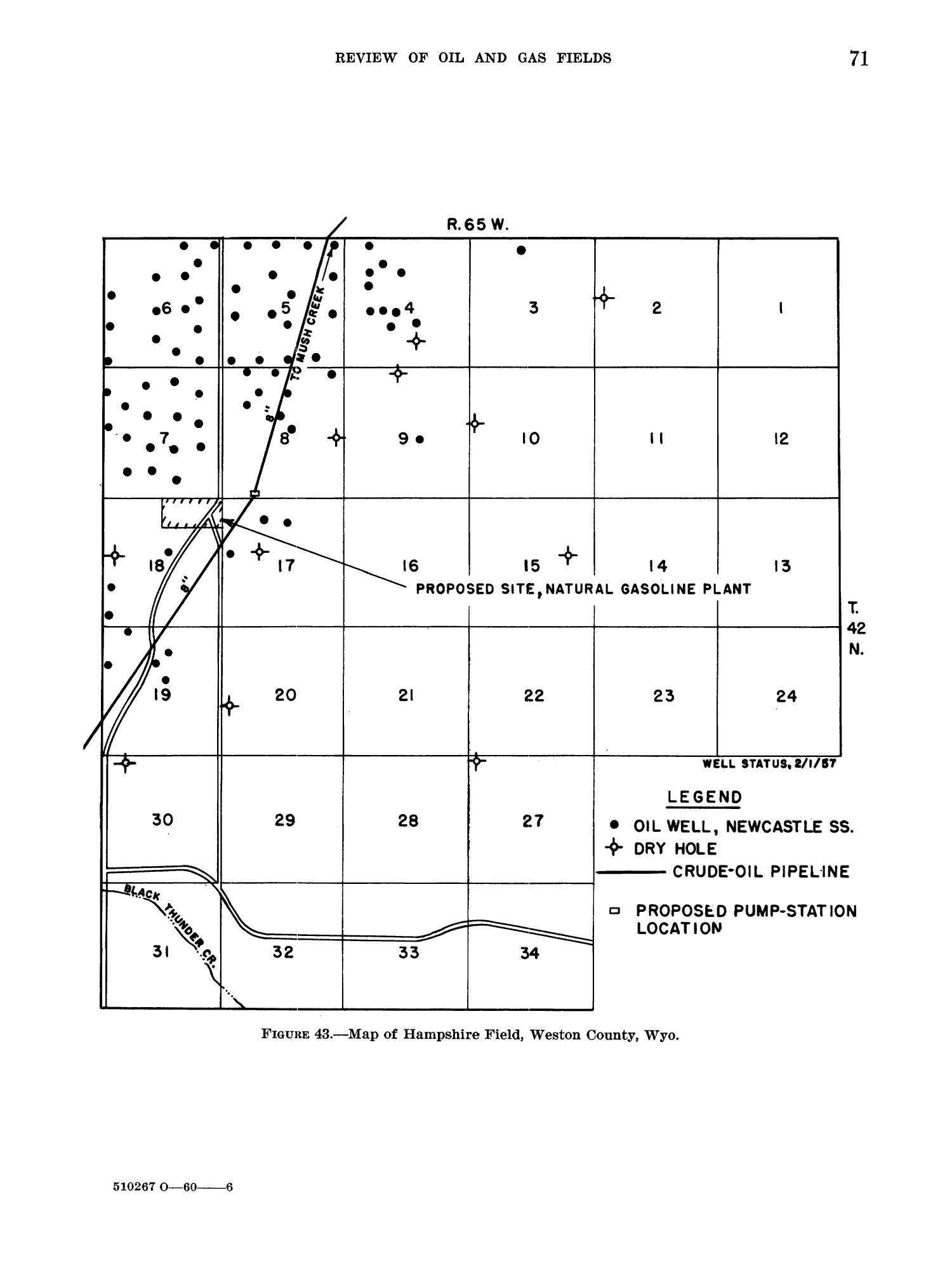 Petroleum and Natural Gas Fields in Wyoming                                                                                                      71