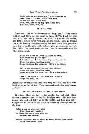 Round The Levee Page 19 Unt Digital Library
