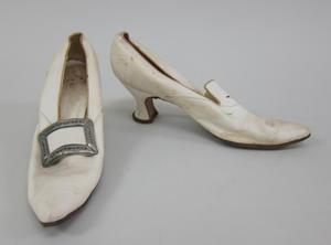 Primary view of object titled 'Shoes'.