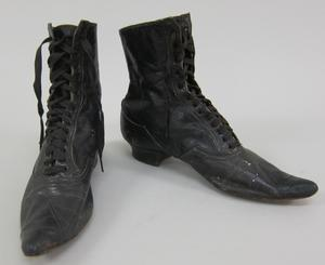 Primary view of object titled 'Boots'.