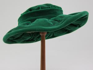 Primary view of object titled 'Hat'.