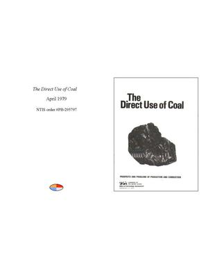 The Direct Use of Coal