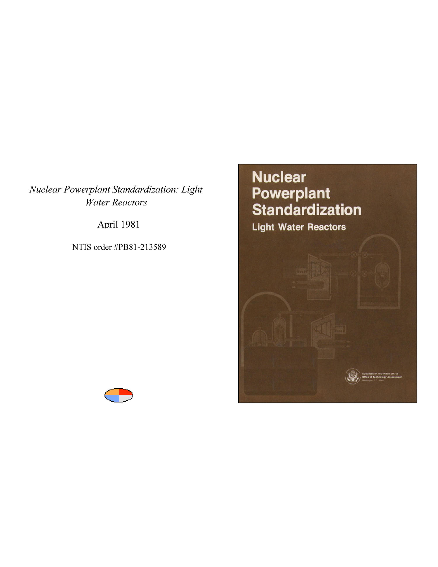 Nuclear Powerplant Standardization Light Water Reactors Digital Power Plant With Diagram Library