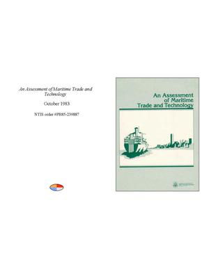 Primary view of object titled 'An Assessment of Maritime Trade and Technology'.