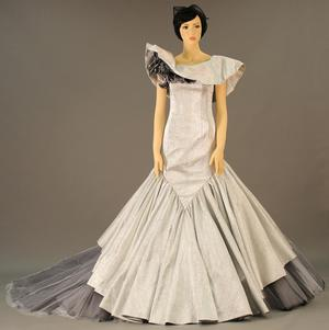 Primary view of object titled 'Evening Gown'.