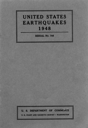 United States Earthquakes, 1948