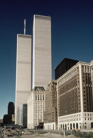 Primary view of object titled 'World Trade Center'.