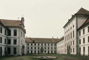 Primary view of Abbey Church of Ottobeuren, Abbey Buildings