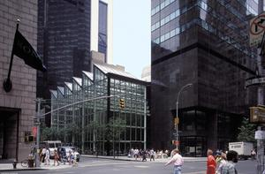 Primary view of object titled '590 Madison Avenue'.