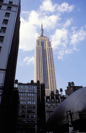Primary view of object titled 'Empire State Building'.