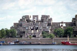 Primary view of object titled 'Habitat '67'.