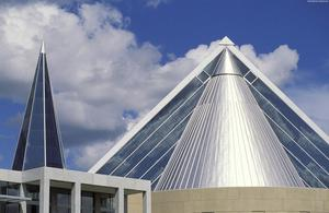 Primary view of object titled 'John G. Diefenbaker Building'.