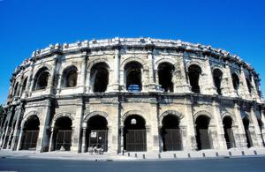 Primary view of object titled 'Arena of Nîmes'.