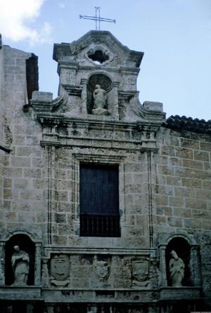 Primary view of object titled 'Cathedral of Havana'.