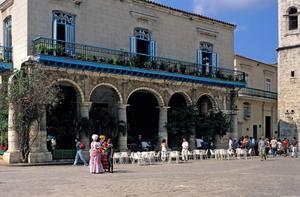 Primary view of Palacio de los Marquesas de Aguas Claras