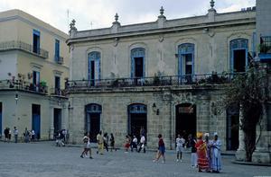 Primary view of Palacio de los Condes de Casa Bayona