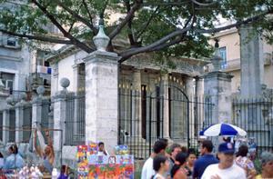 Primary view of El Templete